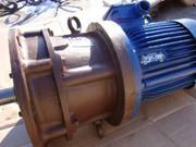 Мотор редуктор планетарный МПО2М-10ВК-28, 2-1, 5/50 (новый)
