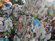 Продаем Б/у ПНД бутылки,  прессованные в кипы,  с содержанием до 10% ПП