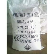 Аммоний фтористый кислый (бифторид) соотв. ГОСТ 9546-75